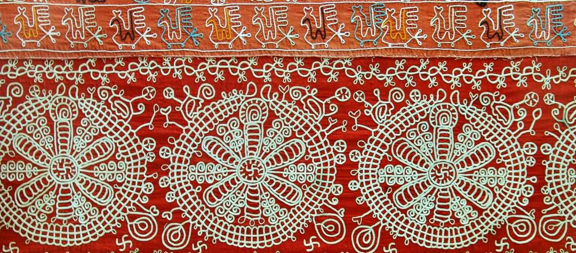 Ryazan Provence Embroidery in Russia