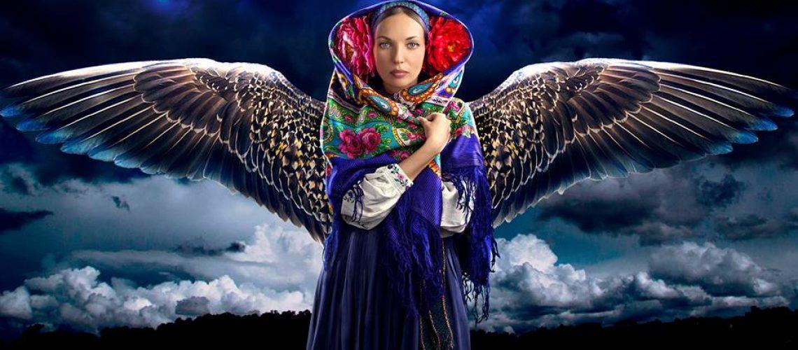 Slavic Ukraine Bird Tribe