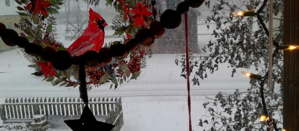 Winter in Elsah, Illinois 1