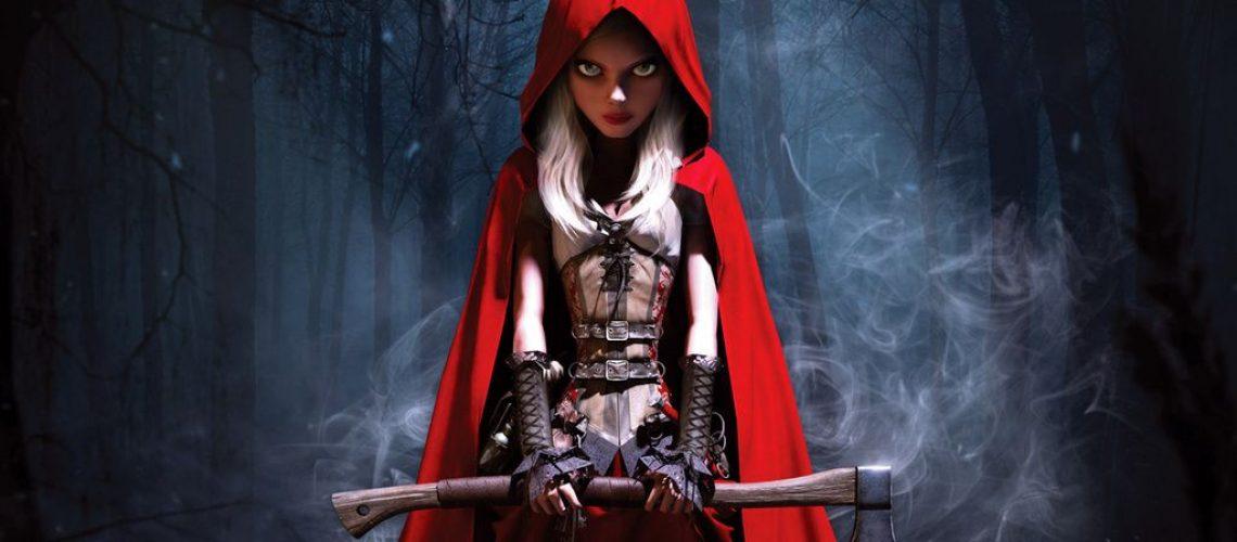 Woolfe, The Red Hood Diaries