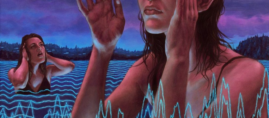 empath and water types of people are allergic to crystals and dont' know it - illustration by casey weldon