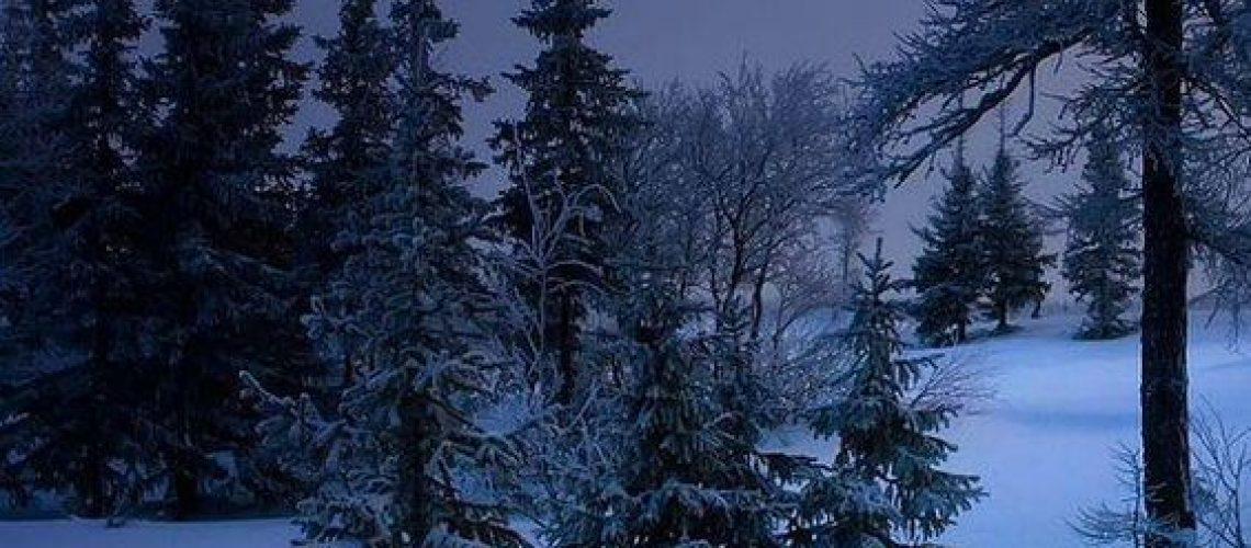 full moon winter 0