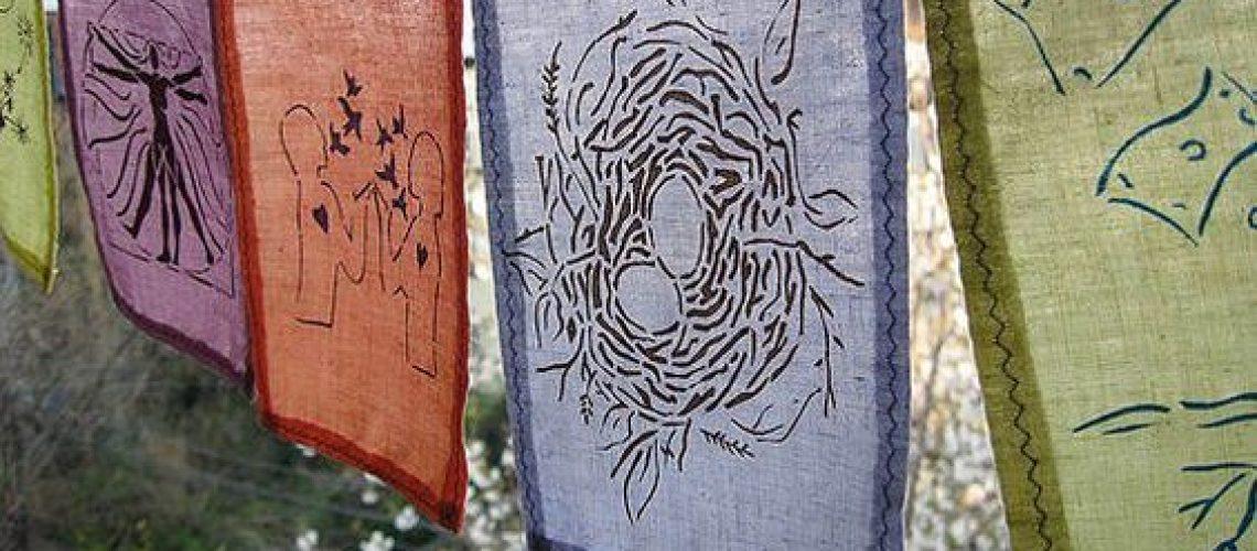 textile talisman